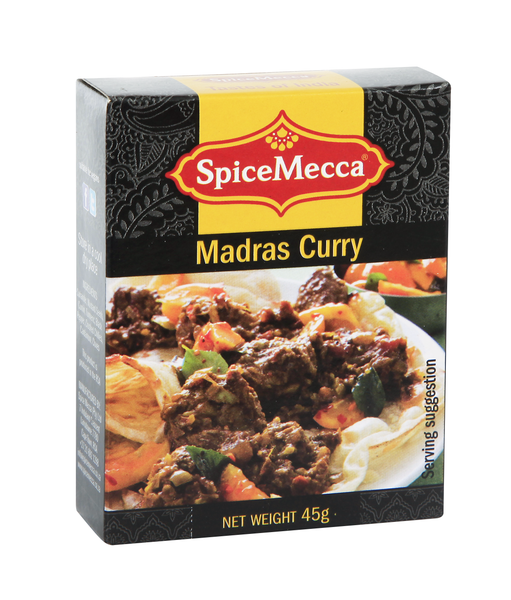 Madras Curry 45g