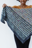 Easton Shawl // Crochet PDF Pattern