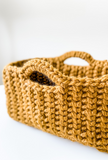 Jessie Stash Basket // Crochet PDF Pattern
