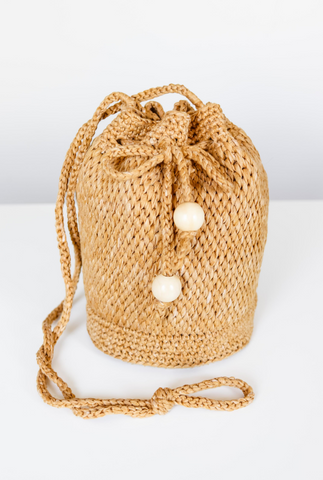 Harper Bucket Bag // Crochet PDF Pattern
