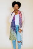 AdventUrous Scarf // Crochet PDF Pattern
