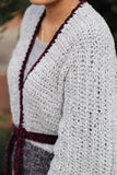 Crush on You Cardi // Crochet PDF Pattern