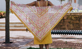 Garden Party Shawl // Crochet PDF Pattern
