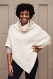 Hot Cocoa Poncho // Tunisian Crochet PDF Pattern