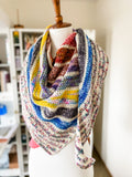 Fairbanks Advent Shawl // Crochet PDF Pattern