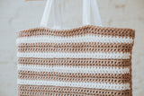 Beach Stuff Tote // Crochet PDF Pattern
