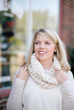 Holey Cowl // Crochet PDF Pattern