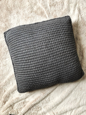 Penthouse Throw Pillow // Tunisian Crochet PDF Pattern