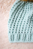 Final Flurries Scarf & Beanie // Crochet PDF Pattern