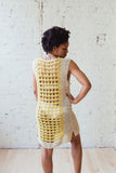 Lemonade Top // Crochet PDF Pattern