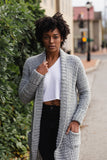 Sweater Weather Cardi // Crochet PDF Pattern
