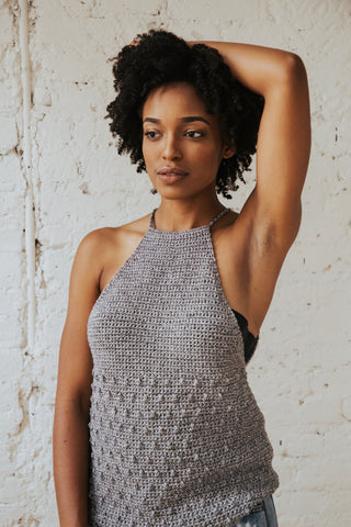 Rebel Cami // Crochet PDF Pattern