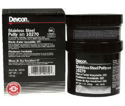 Devcon Stainless Steel Putty (ST) - Discount Industrial Hardware Supply