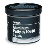 Devcon Aluminum Putty (F) 1 lb - Discount Industrial Hardware Supply