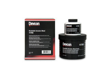 Devcon Brushable Ceramic Blue - Discount Industrial Hardware Supply