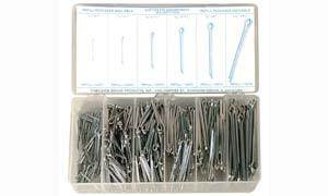 Precision Kit 600 Piece Cotter Pin Assortment - Discount Industrial Hardware Supply