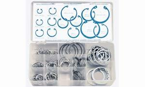 Precision Brand 150 Piece Housing Ring Assortment - Discount Industrial Hardware Supply