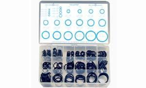 Precision Kit 300 Piece O Ring Assortment - Discount Industrial Hardware Supply