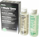 Devcon 5 Minute Epoxy amber - Discount Industrial Hardware Supply