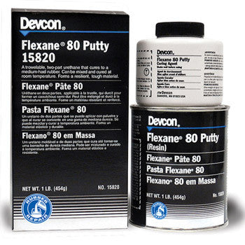 Devcon Flexane 80 Putty - Discount Industrial Hardware Supply