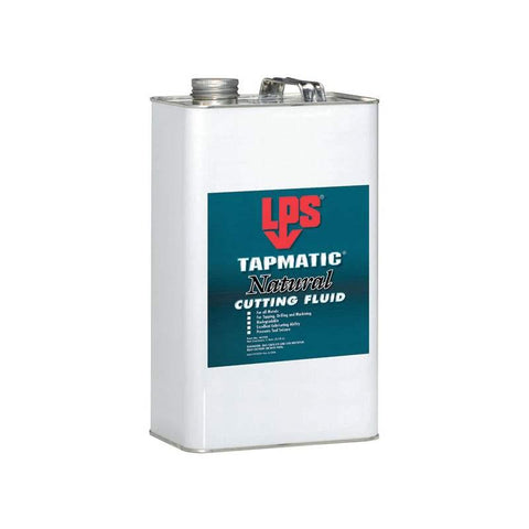 LPS Tapmatic Natural Cutting Fluid 1 Gallon - Discount Industrial Hardware Supply