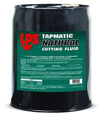 LPS Tapmatic Natural Cutting Fluid 5 Gallon - Discount Industrial Hardware Supply