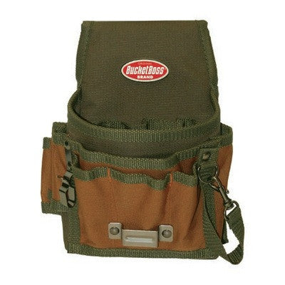 BucketBoss Tool Pouch with FlapFit - Discount Industrial Hardware Supply