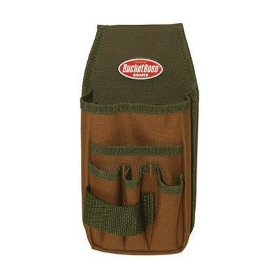 BucketBoss Utility Pouch with FlapFit - Discount Industrial Hardware Supply
