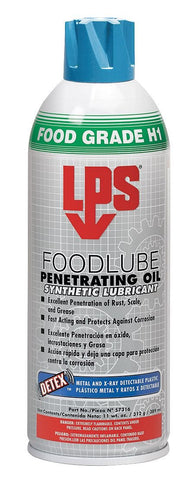 LPS FoodLube Penetrating Oil Synthetic - Discount Industrial Hardware Supply