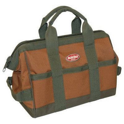 BucketBoss Gatemouth 12 Tool Bag - Discount Industrial Hardware Supply