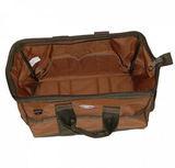 BucketBoss Gatemouth 16 Tool Bag - Discount Industrial Hardware Supply