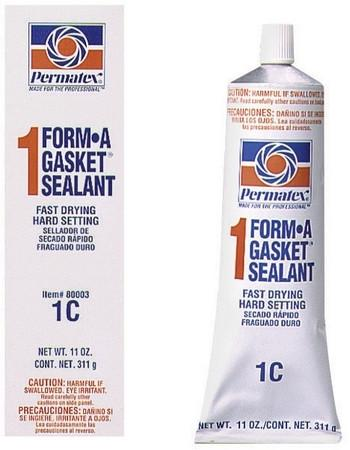 Permatex Form-A-Gasket #1 Sealant 11oz Tube - Discount Industrial Hardware Supply
