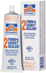 Permatex Form-A-Gasket #2 Sealant 11oz Tube - Discount Industrial Hardware Supply