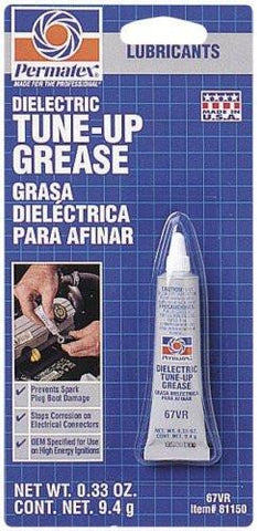 Permatex Dielectric Tune-Up Grease .33oz Tube - Discount Industrial Hardware Supply