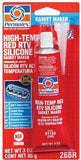 Permatex #26 High-Temp RTV Silicone Gasket Maker 3oz Tube - Discount Industrial Hardware Supply
