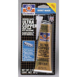 Permatex #101 Ultra Copper Maximum Temperature Gasket Maker 3oz Tube - Discount Industrial Hardware Supply