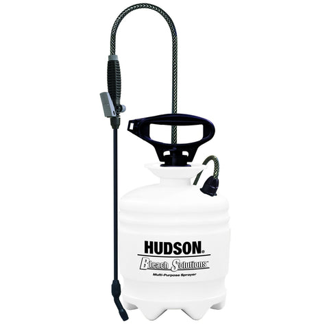 Hudson Bleach Solutions Poly 1 Gallon Sprayer. - Discount Industrial Hardware Supply