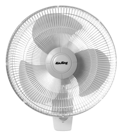 "Air King AK9018 18"" Oscillating Wall Mount Fan - Discount Industrial Hardware Supply"