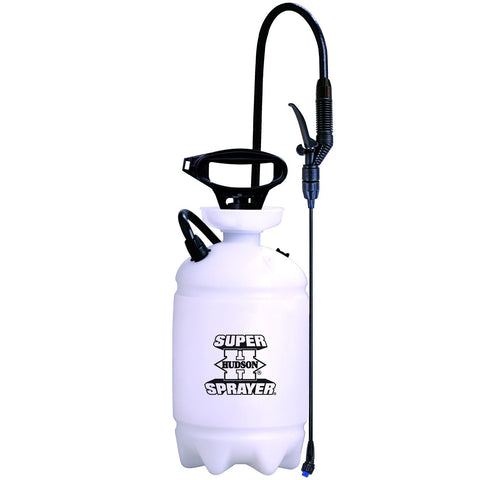 Hudson Super Sprayer Professional Poly 3 Gallon - Discount Industrial Hardware Supply