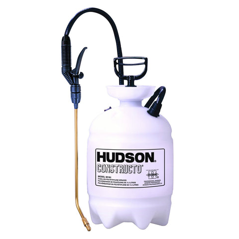 Hudson Constructor Poly 2 Gallon Sprayer - Discount Industrial Hardware Supply