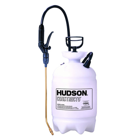 Hudson Constructor Poly 3 Gallon Sprayer - Discount Industrial Hardware Supply