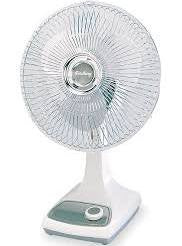 "Air King  9"" Oscillating Table Fan - Discount Industrial Hardware Supply"