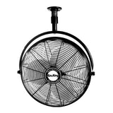 "Air King 24"" Oscillating Ceiling Mount Fan - Discount Industrial Hardware Supply"