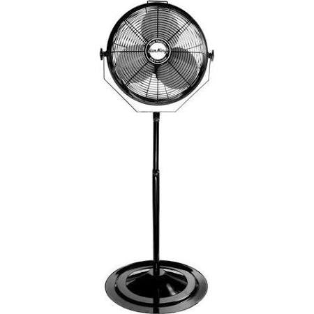 "Air King  18"" Pedestal Fan - Discount Industrial Hardware Supply"