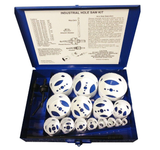 Blu-Mol Bi-Metal Hole Saw 20 Piece Industrial Kit - Discount Industrial Hardware Supply