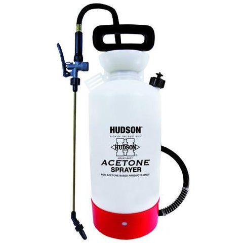 Hudson Acetone Compression Sprayer Poly 1.3 Gallon - Discount Industrial Hardware Supply
