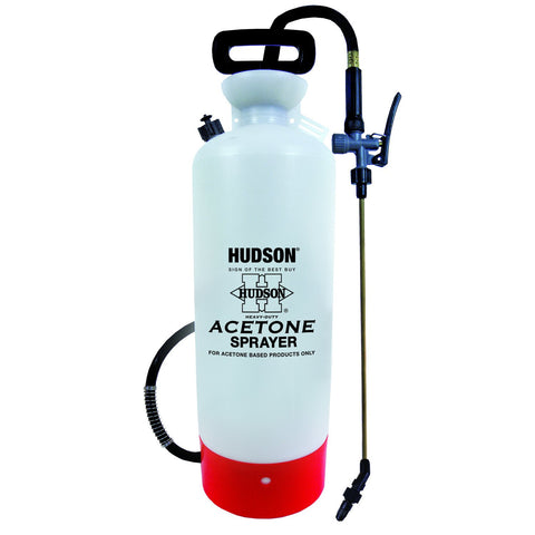 Hudson Acetone Compression Sprayer Poly 2.5 Gallon - Discount Industrial Hardware Supply