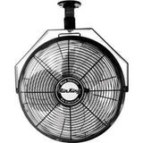 "Air King  18""  H/V Ceiling Mount Fan - Discount Industrial Hardware Supply"