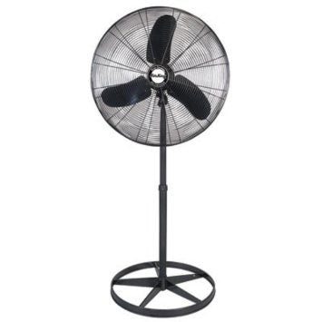 "Air King   24""Quiet Oscillating Pedestal Fan - Discount Industrial Hardware Supply"