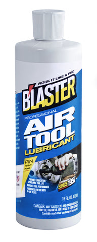 Blaster ATL Air Tool Lubricant 16oz. - Discount Industrial Hardware Supply